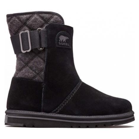 Sorel NEWBIE černá - Dámská zimní obuv