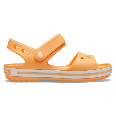 Crocs Crocband Sandal Kids Cantaloupe J3