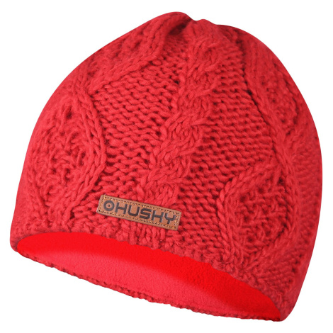 Husky Cap 32, červená Dámská čepice