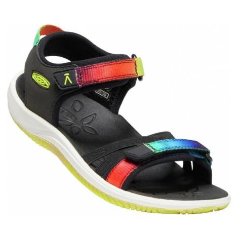 Dětské sandály KEEN Verano Children black/original tie dye
