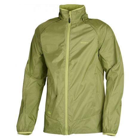Husky Nolen M, zelená Pánská outdoor bunda