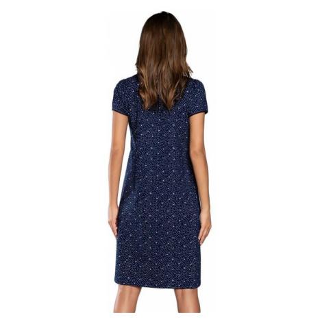 Mateřská noční košile Elba tmavě modrá Italian Fashion
