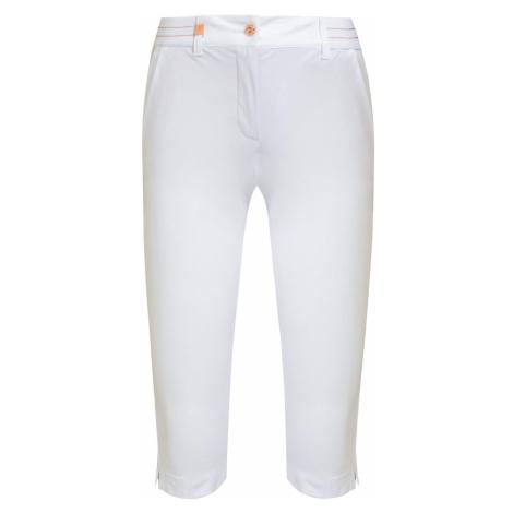 Kalhoty Chervo STRA bílá
