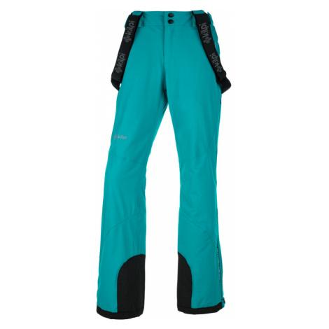 KILPI Dámské lyžařské kalhoty EUROPA-W JL0010KITRQ Tyrkysová