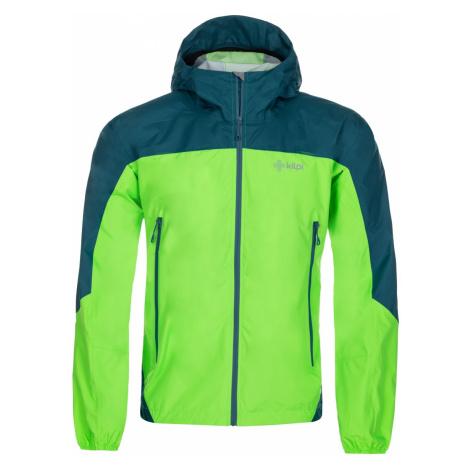 Pánská bunda KILPI HURRICANE-M zelená
