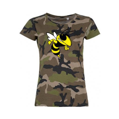Dámské maskáčové tričko Vosa