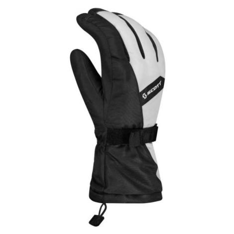 Scott ULTIMATE WARM W GLOVE bílá - Dámské lyžařské rukavice