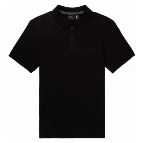 O'Neill LM PIQUE POLO černá - Pánské polo tričko