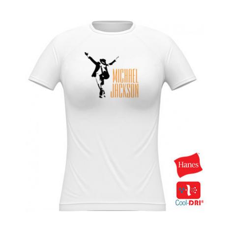 Dámské tričko SPORT Michael Jackson