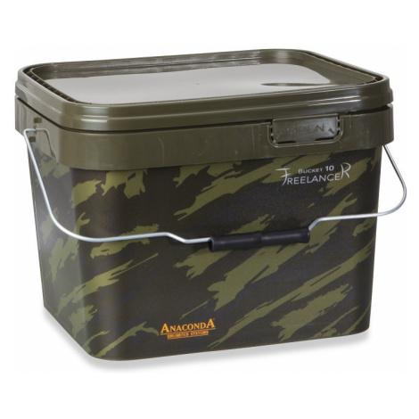 Anaconda kbelík Freelancer 10 l Saenger