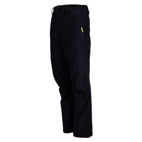 Umbro FIRO černá - Chlapecké softshellové kalhoty