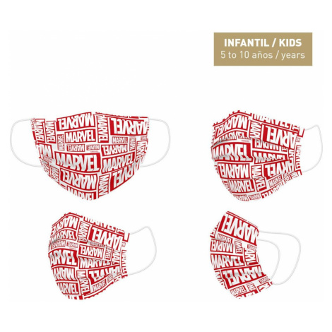 HYGIENIC MASK REUSABLE APPROVED MARVEL
