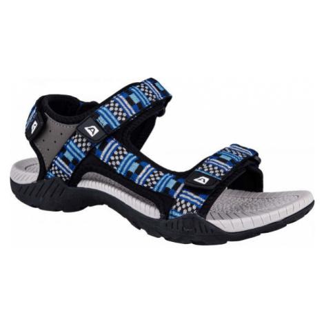 ALPINE PRO LAUN modrá - Pánská letní obuv
