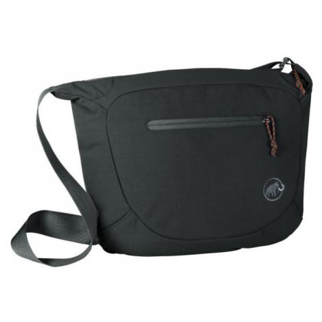 Taška Mammut Shoulder Bag Round 4L black