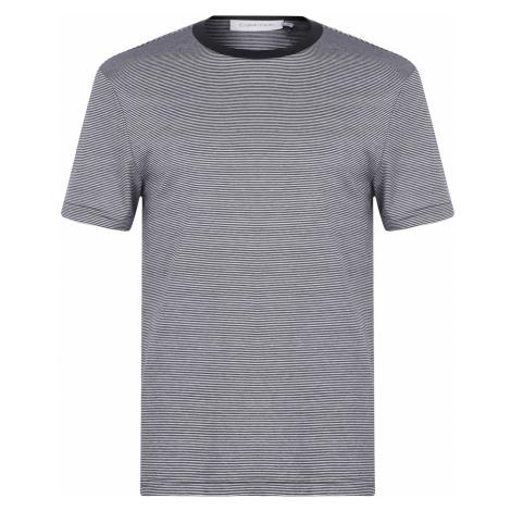 Calvin Klein Stripe Crew Neck T Shirt