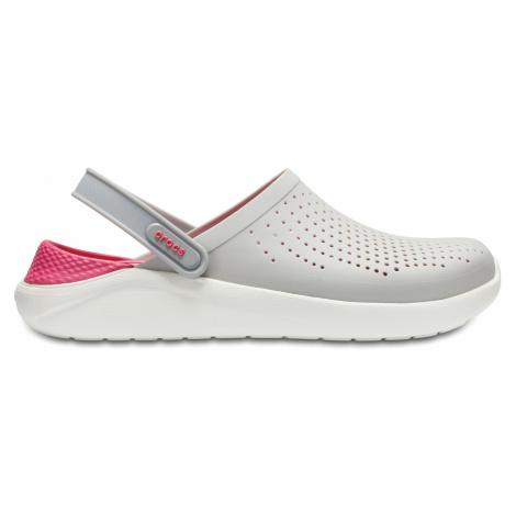 Crocs LiteRide Clog Slate Pearl White/White