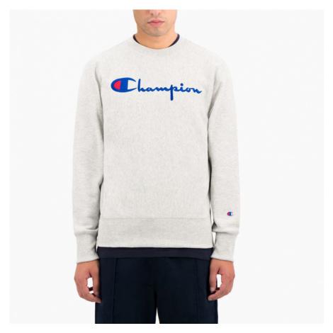 Šedá mikina Crewneck Sweatshirt Champion