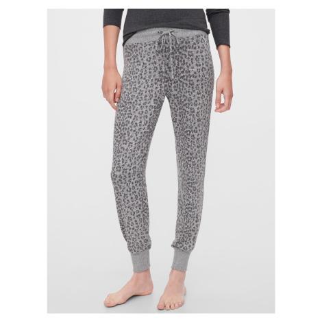 GAP šedé dámské domací kalhoty pyžamo