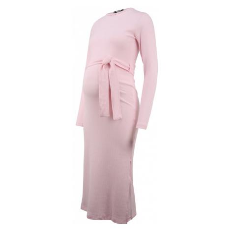 Missguided Maternity Šaty růžová