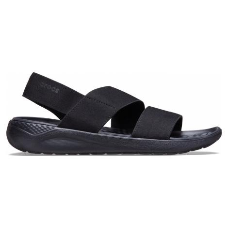 Dámské sandály Crocs LiteRide Stretch černá