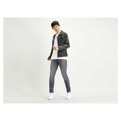 Levi´s® jeans 512 Slim Taper Richmond Power pánské šedé