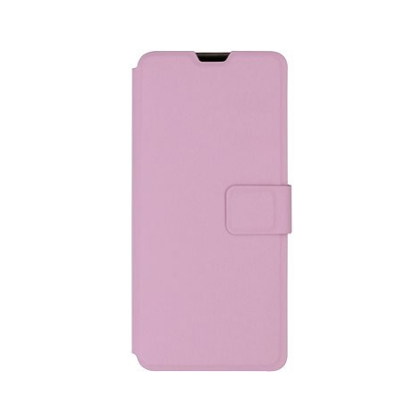 iWill Book PU Leather Case pro Samsung Galaxy A41 Pink