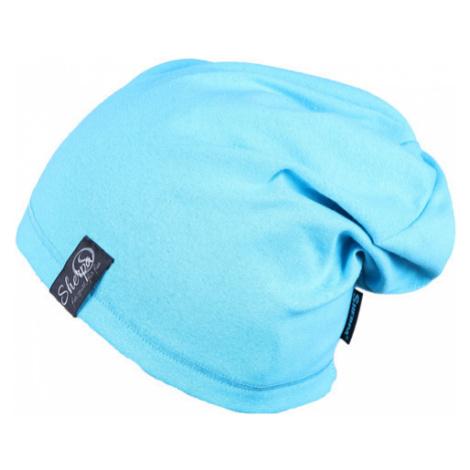 Bavlněná čepice Sherpa PAMIR - světle modrá