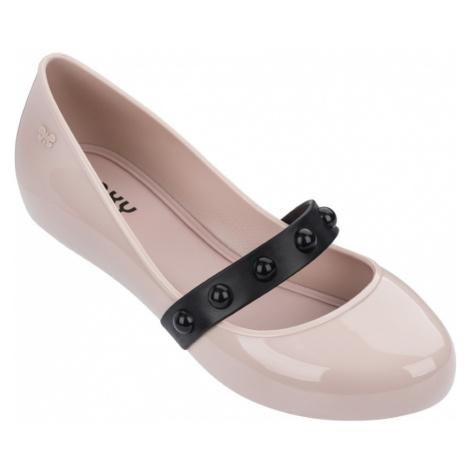 Zaxy pudrové baleríny New Pop Ii Fem Pink/Black