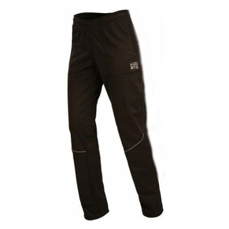 Dámské či pánské softshellové kalhoty Litex 99483 | černá