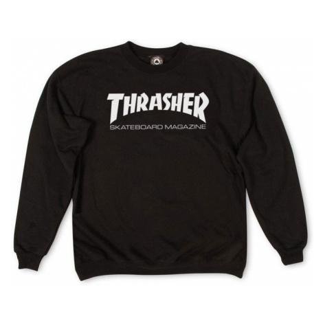 Mikina THRASHER - Mens Skate Hood Thrasher (GRY)  b110ba5603