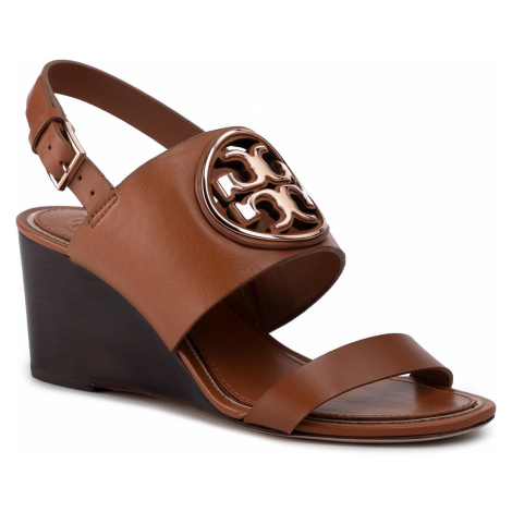 Tory Burch Metal Miller 65Mm Wedge 56115