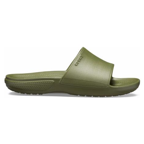 Crocs Classic II Slide Army Green