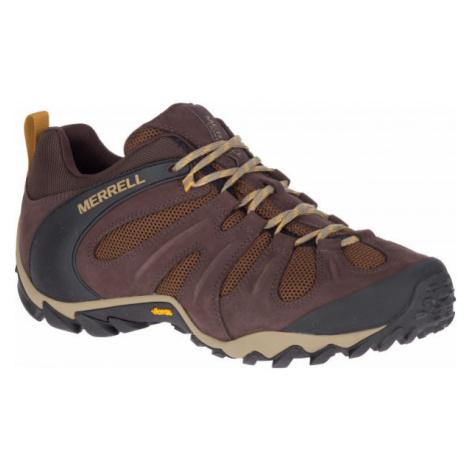 Merrell CHAMELEON 8 hnědá - Pánské outdoorové boty