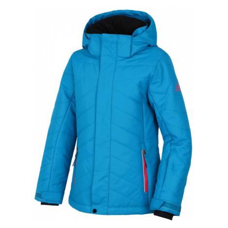 HANNAH ROVENA JR Dětská lyžařská bunda 10000266HHX01 Caribbean sea