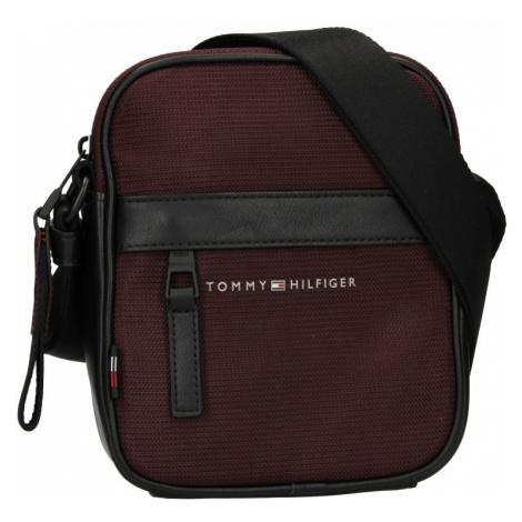 Pánská taška přes rameno Tommy Hilfiger Jack - bordó