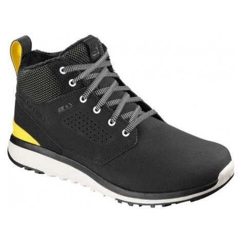 Salomon UTILITY FREEZE CS WP černá - Pánská zimní obuv