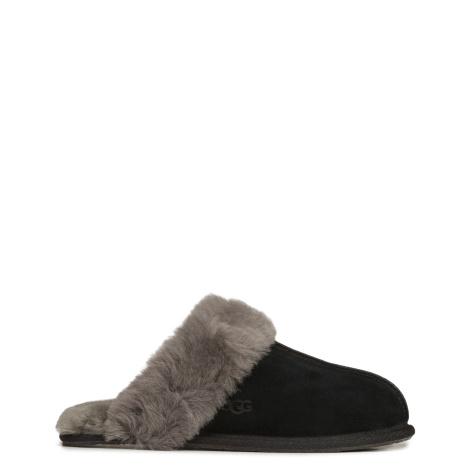 Pantofle UGG SCUFFETTE II šedá|černá