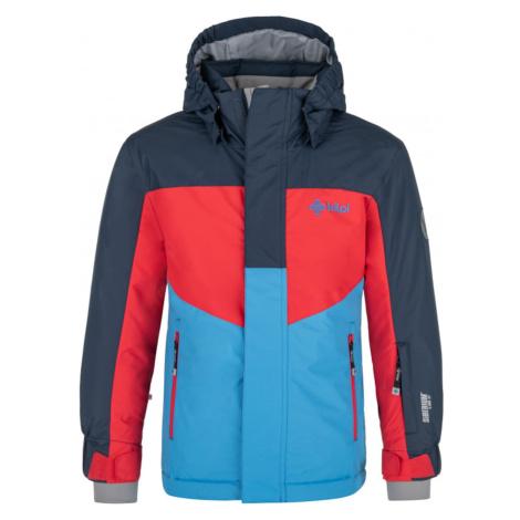 Chlapecká lyžařská bunda Kilpi OBER-JB