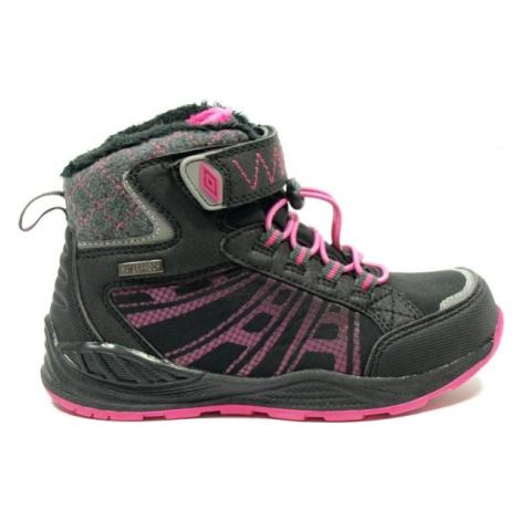 Umbro PEDRO růžová - Dětská zimní obuv