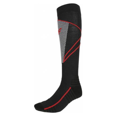 Pánské lyžařské ponožky H4Z20-SOMN002-20S-39 DEEP BLACK 4F