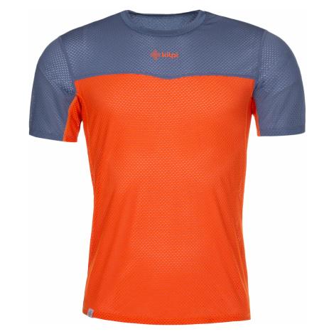 KILPI Pánské technické triko COOLER-M MM0055KIORN Oranžová