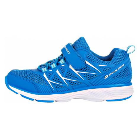 ALPINE PRO AVICESE Dětská sportovní obuv KBTR219697 brilliant blue