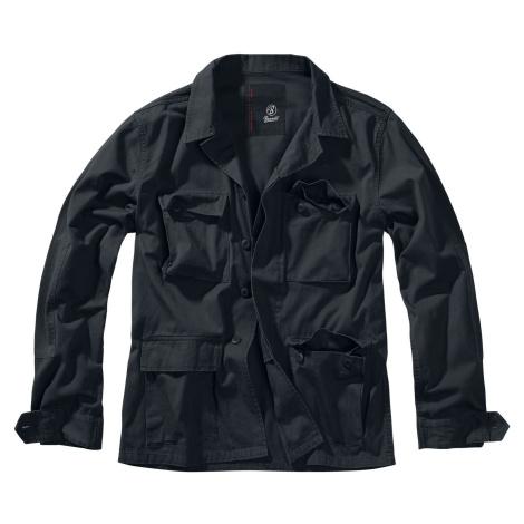 Brandit Twillová bunda BDU bunda černá