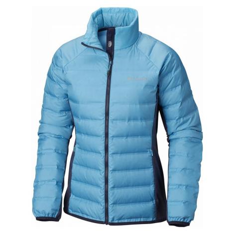 Bunda Columbia Lake 22™ II Hybrid Jacket W - modrá