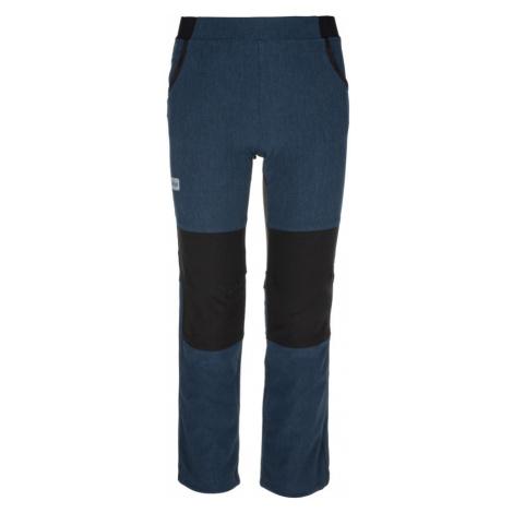 KILPI Dětské sportovní kalhoty KARIDO-JB KJ0054KIDBL Tmavě modrá