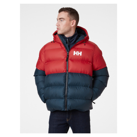 Active Puffy Bunda Helly Hansen Červená