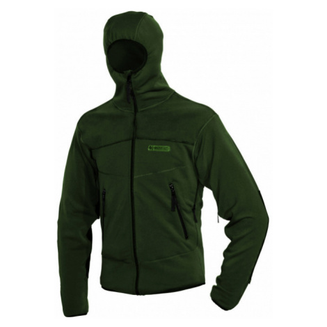 Pánská bunda Warmpeace Sneaker Powerstretch alpine green/green