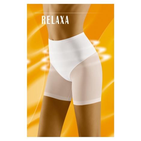 Stahovací kalhotky Relaxa white Wolbar
