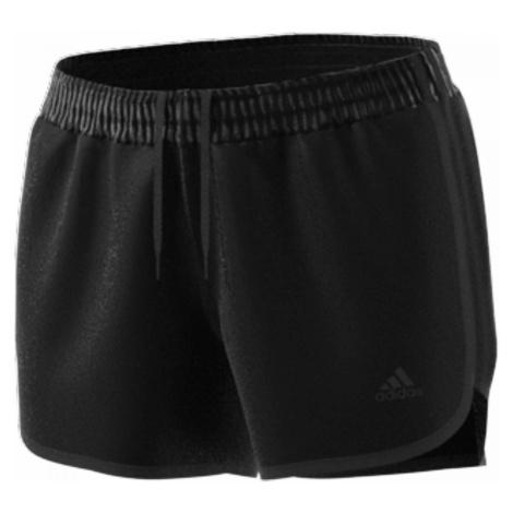 Dámské běžecké šortky adidas Marathon 20 Černá