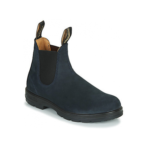 Blundstone CLASSIC CHELSEA BOOTS 1940 Modrá